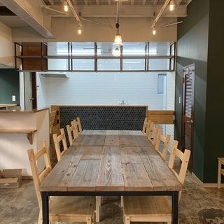 シェアカフェオーナー募集! 曜日単位でカフェやレストランをやって...