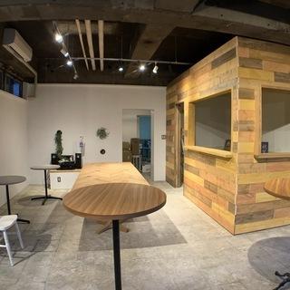 自分のお店をもってみよう!1曜日から始まるシェアカフェ 熊谷!!