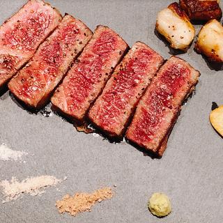 北九州市小倉でご飯、ディナーを食べるなら、こだわりのステーキなら...