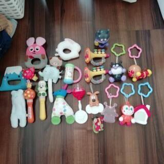 アンパンマン等のおもちゃ色々(1つのお値段です)