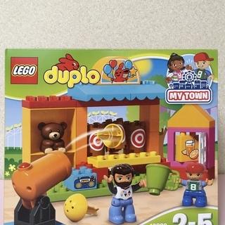 お値下します、LEGO レゴ デュプロ  まとあて 新品未開封