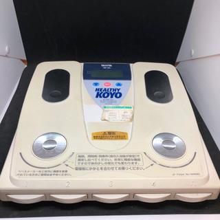 TANITA タニタ 体重計 TBF-533 HEALTH…