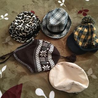 子供用帽子です。