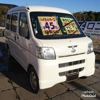 青森県 八戸 おいらせ町 ハイゼットカーゴ 4WD AT  東京...