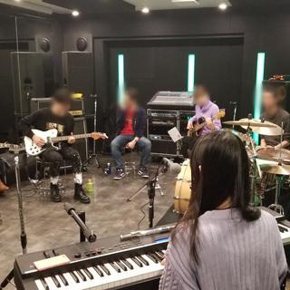 5/22(土) 18:00開催!社会人音楽バンドサークル・…