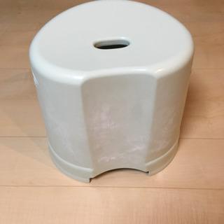 風呂椅子 35cm ライトグリーン