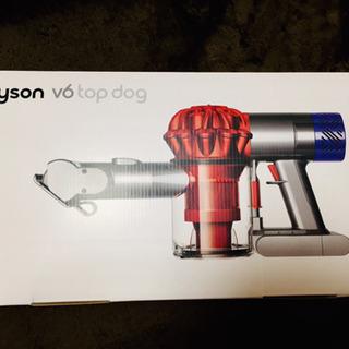 新品同様 ダイソンV6  top dog ハンディクリーナー