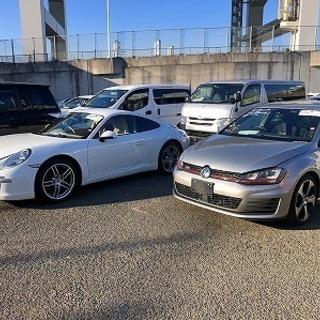 【普通免許でOK!】鶴見大黒ふ頭ヤード内で輸出用中古自動車を移動...