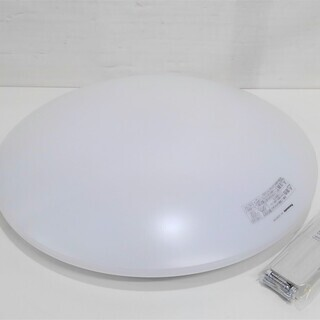 Panasonic リモコン付LEDシーリングライト 8畳用 H...