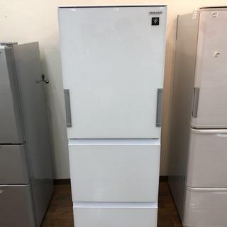 SHARP(シャープ) 2018年製 3ドア冷蔵庫 SJ-GW36D