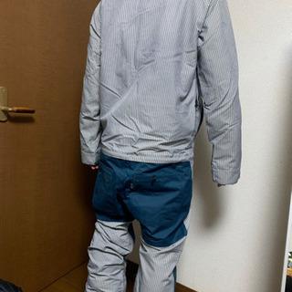 スノボウェア エアブラスター Freedom Suit