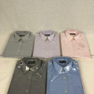 未使用 未開封 半袖 ワイシャツ Mサイズ 5枚セット