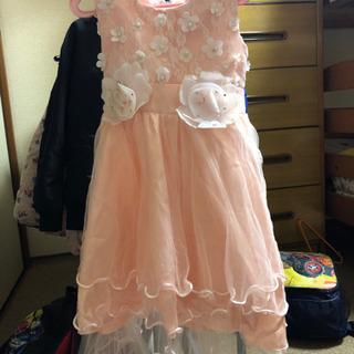 中古ドレス 5-6歳
