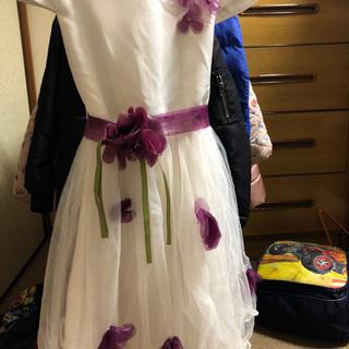 中古7-8歳用ドレス