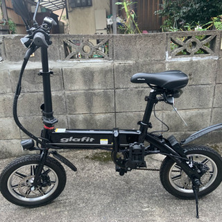 電動バイク glafit ハイブリッドバイク GFR-01