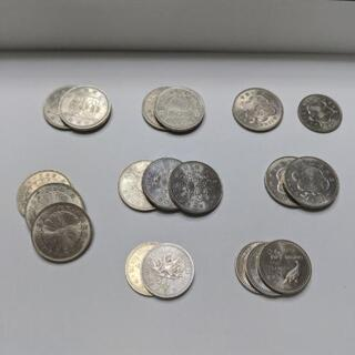 各種 記念硬貨