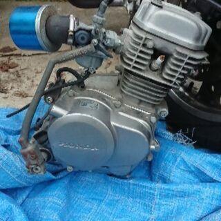 エイプ50 エンジン 純正キャブ付き