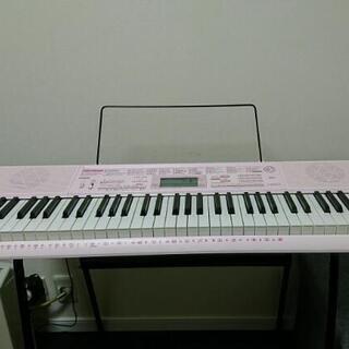CASIO電子ピアノ 光ナビゲーション ※配達可