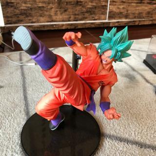 ドラゴンボール  悟空フィギュアジャンク