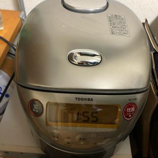東芝 炊飯器 5.5合炊き