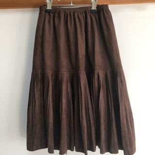新品 Mサイズ 定価¥9800 スカート ウエスト総ゴム