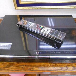 SHARPブルーレイレコーダー W録 500GB