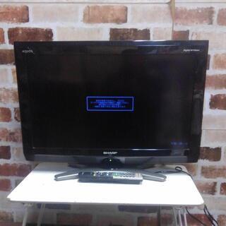 シャープ2010年26インチ液晶テレビLC-26E7