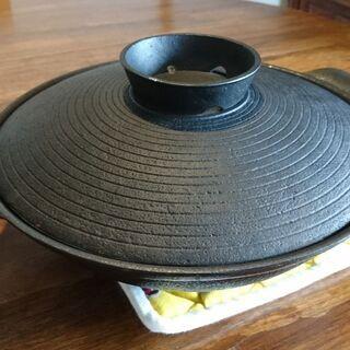 南部鉄器 岩鋳 鉄鍋