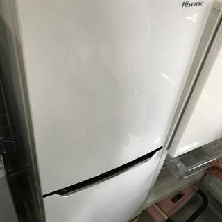お薦め品‼️Hisense 冷蔵庫 130L 2016年