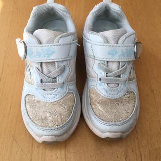 瞬足 16.5センチ 靴 スニーカー