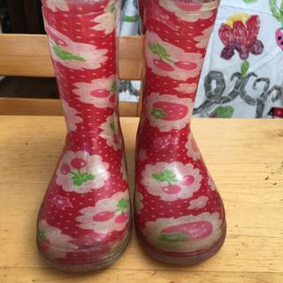 雨靴 16センチ