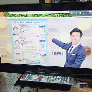 札幌市 パナソニック 19型液晶テレビ TH-L19C5 201...