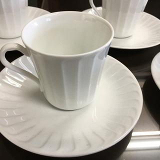 コーヒー 紅茶コップセット 5個未使用