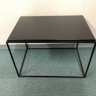 黒 アイアンテーブル