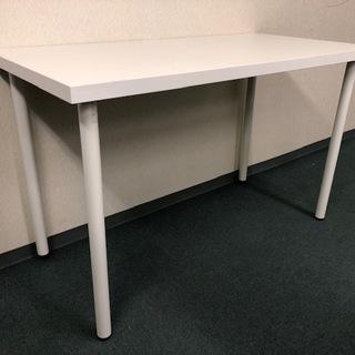 IKEA白テーブル LINNMON リンモン / ADILS オ...