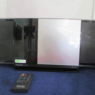 パナソニック コンパクトステレオ SC-HC37 2012年製