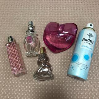 香水 ヘアコロン
