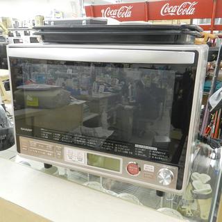 SHARP/シャープ オーブンレンジ RE-S31E-S 201...