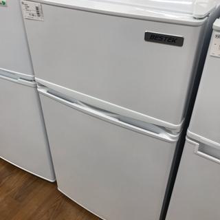 格安!!! BESTEK 2ドア冷蔵庫 BTMF211 2017年製