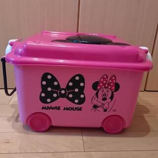 ミニー おもちゃ箱 収納ケース