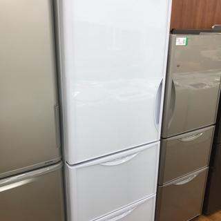 1年間保証付き!HITACHI(日立)3ドア冷蔵庫  R-S38...