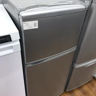 【安心の6ヶ月保障】AQUA(アクア) 2ドア冷蔵庫 AQR-111C