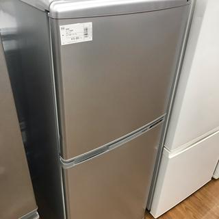 【安心の6ヶ月保障】AQUA(アクア) 2ドア冷蔵庫 AQR-14E1
