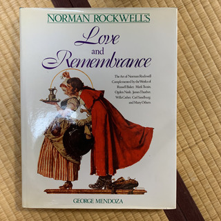 NORMAN ROCKWELS love &remember