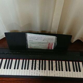 ヤマハ電子ピアノ p-105