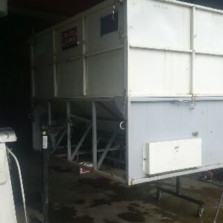 籾運搬タンク GRAINTANK GT210 乾燥機への排出ノズ...