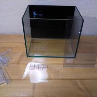 残り8台  水槽 ジェックス グラステリア250 蓋と蓋受けセット☆
