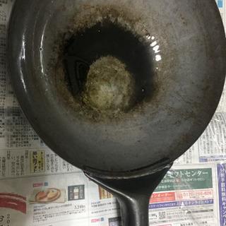 使用感あり、北京鍋