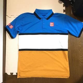 錦織圭選手着用モデル ユニクロ ポロシャツ L