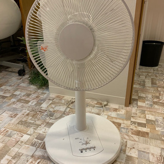 【あげます】去年買った扇風機です